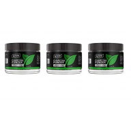 Natural Teeth Whitening Charcoal Powder By Smile Secrets (Pack of 3)