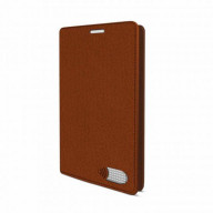 Vest Anti-Radiation Wallet case for Iphone SE - Brown