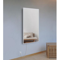 WarmlyYours Ember Heating Panel Mirror 600W - 35 in. x 24 in., 5.0A