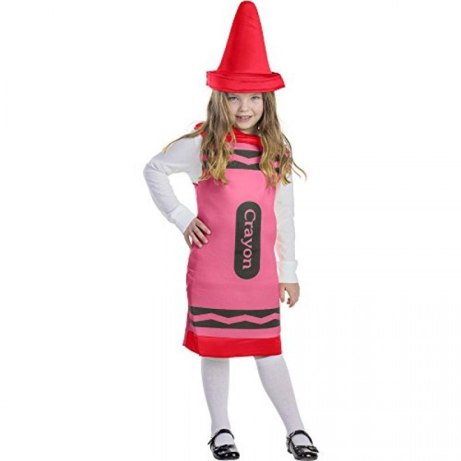 sc 1 st  virventures.com & Red Crayon Costume - Size T2