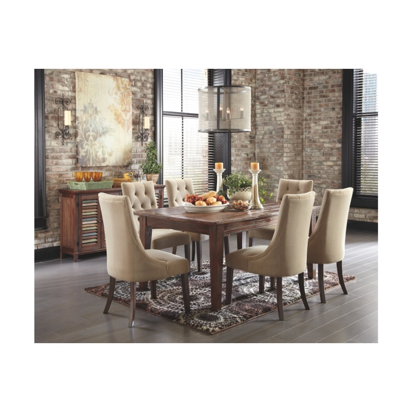 Ashley Furniture Signature Design Mestler Dining Room Side