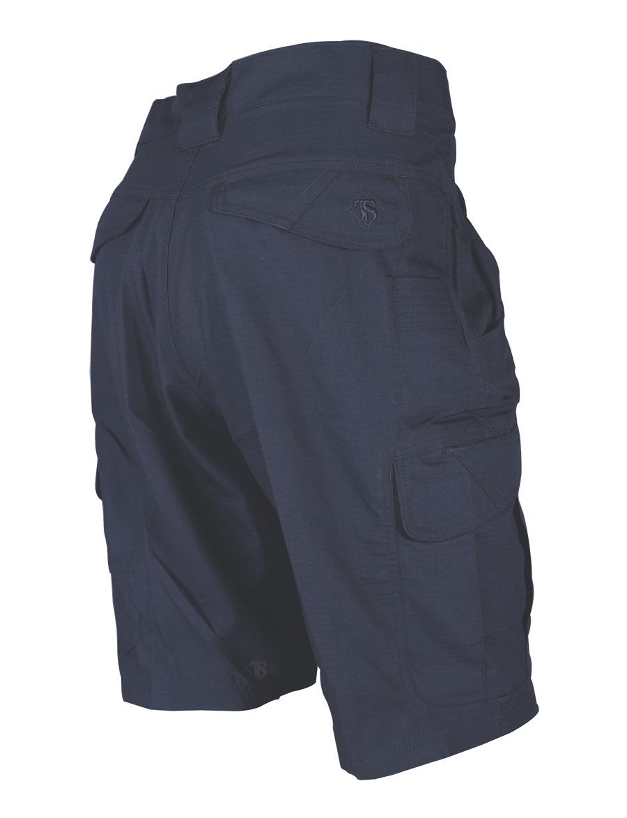 Short marine Ascent Poly bleu Coton Homme q67n6Z