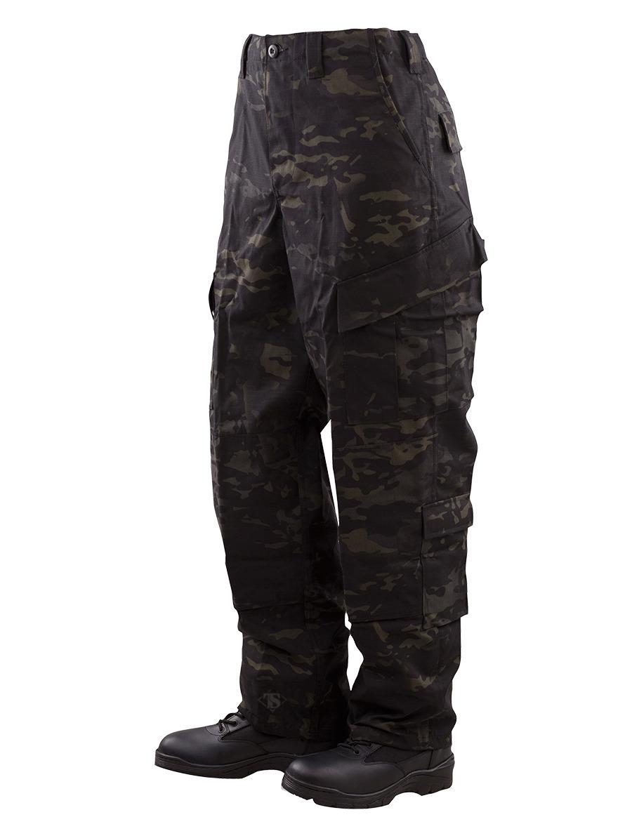 50//50 NYCO TRU PANTS,MULTI-CAM BLACK MENS