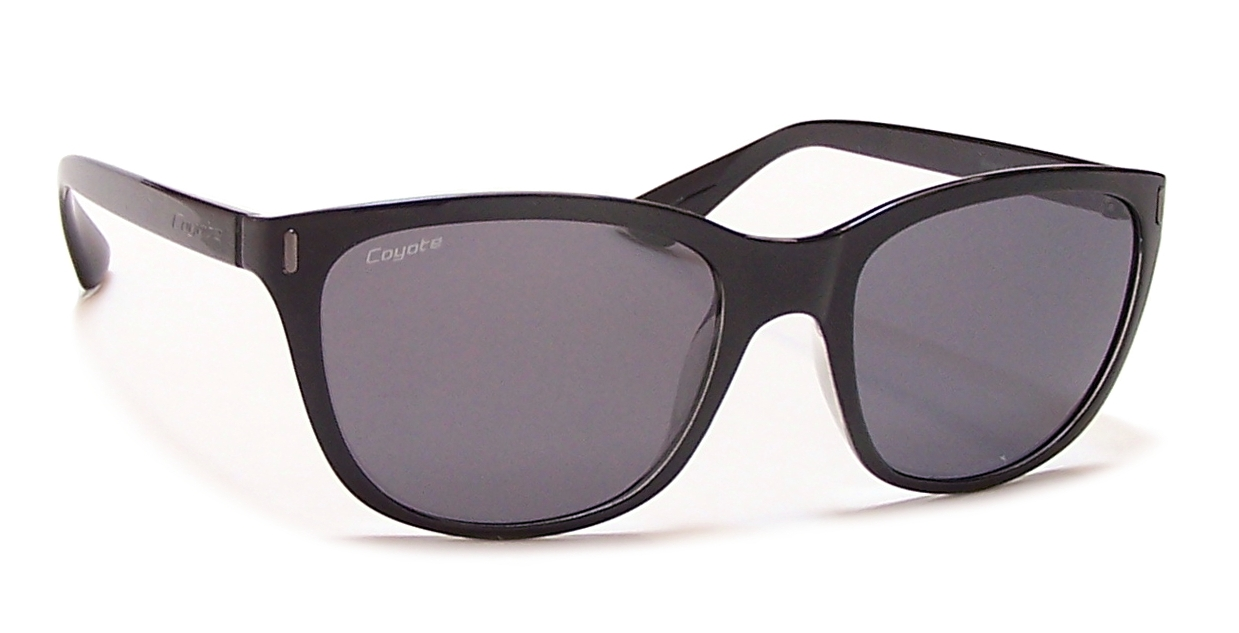 278f13fb1fe TR-90 Grilamid Nylon Frames with Polarized Polycarbonate Lenses - Isla  black gray