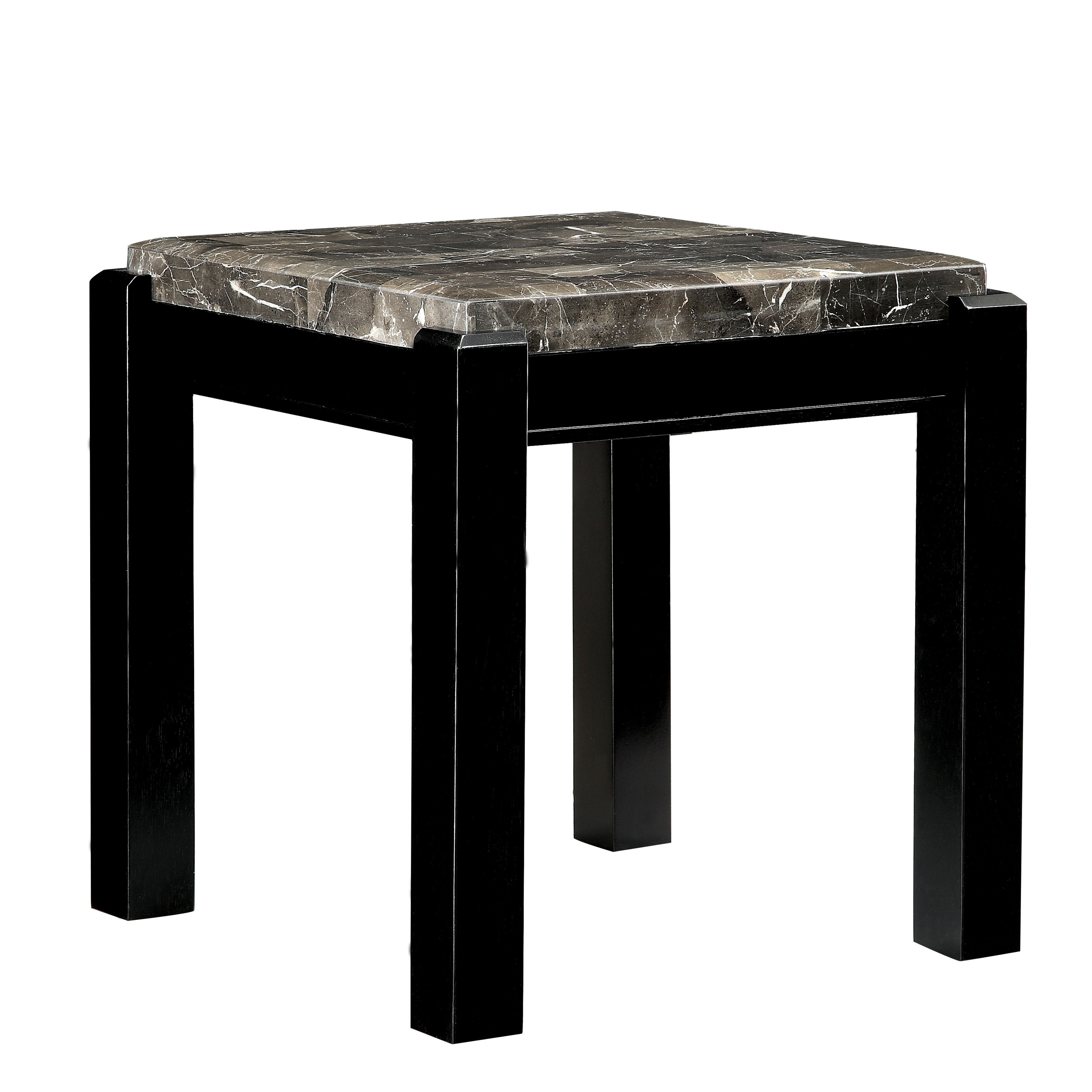 Adeline Faux Marble Coffee Table