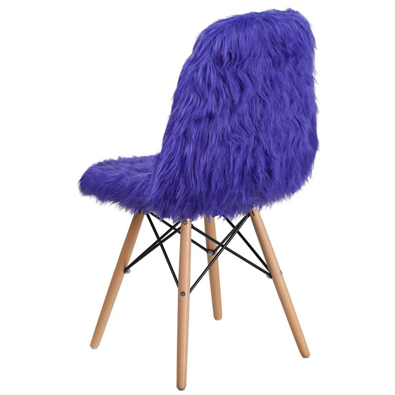 Shaggy Dog Hermosa Pink Accent Chair Ebay