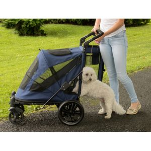 EXCURSION-NO-ZIP-PET-STROLLER-CANDY-RED thumbnail 3