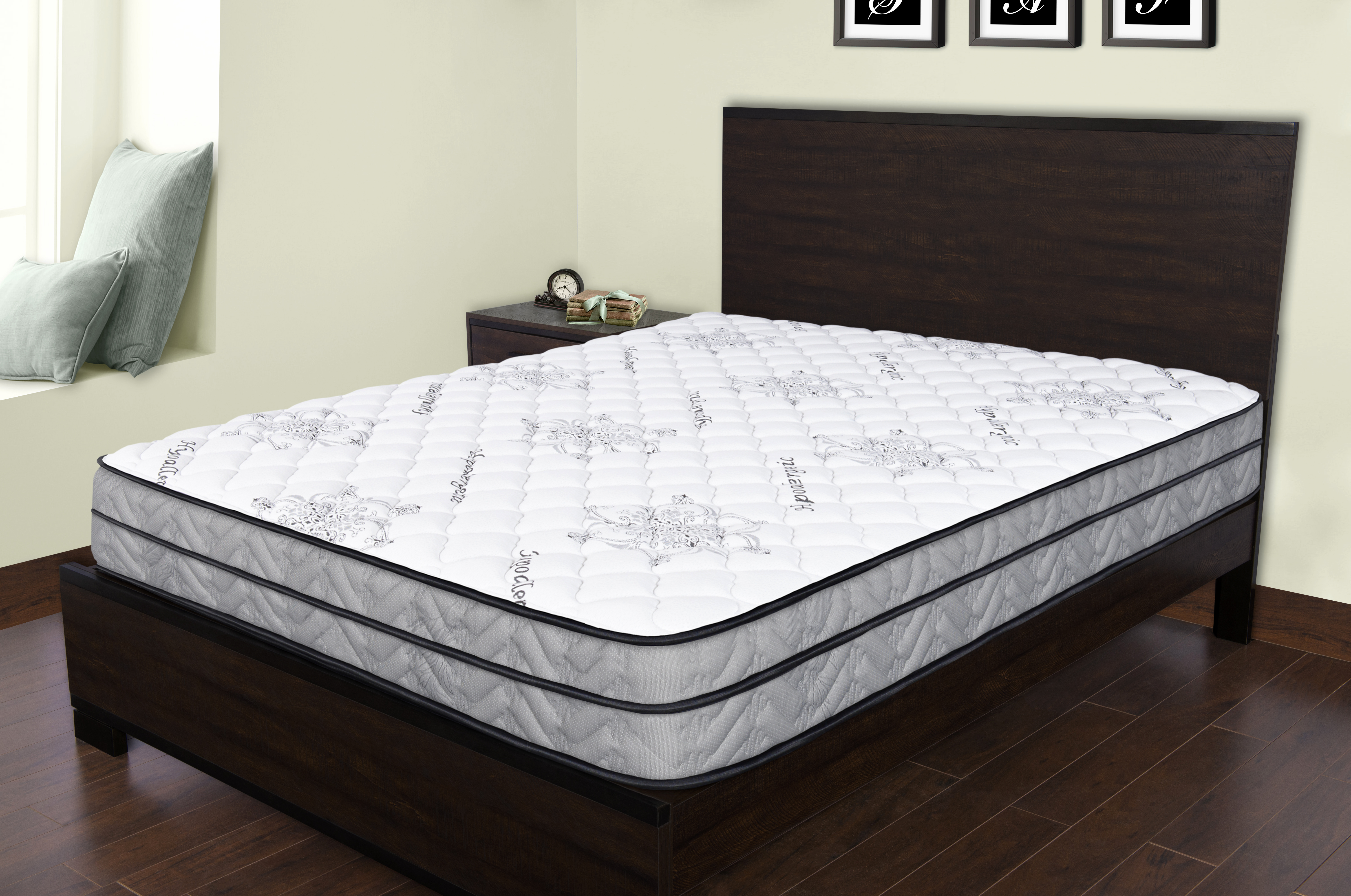 one air interlaced pets for crate mattress orthopedic mat