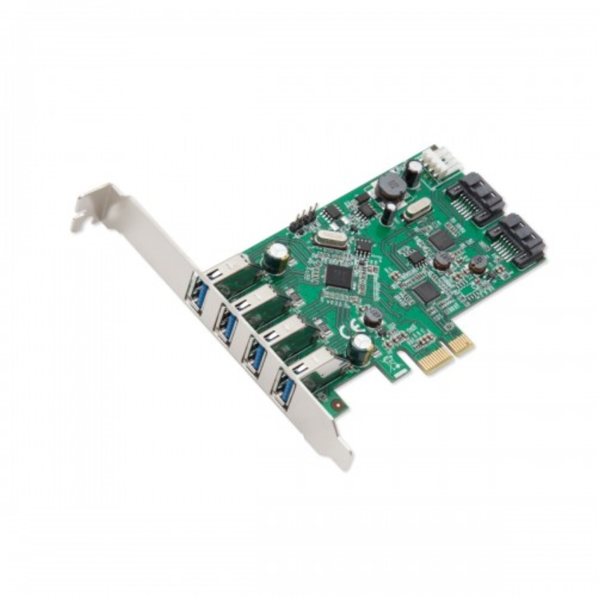 Pcie x1 interface version 2 0 4 port usb3 0 2 port sata - Can a usb 3 0 be used in a 2 0 port ...