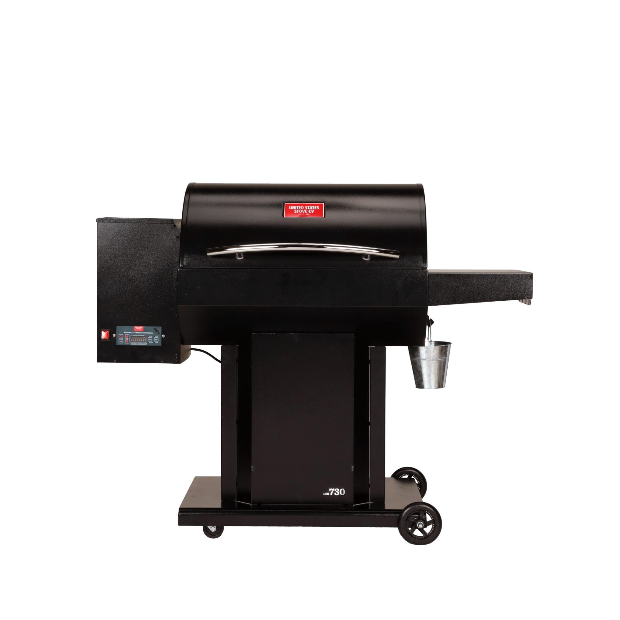 The USG730 Cumberland Wood Pellet Grill and Smoker