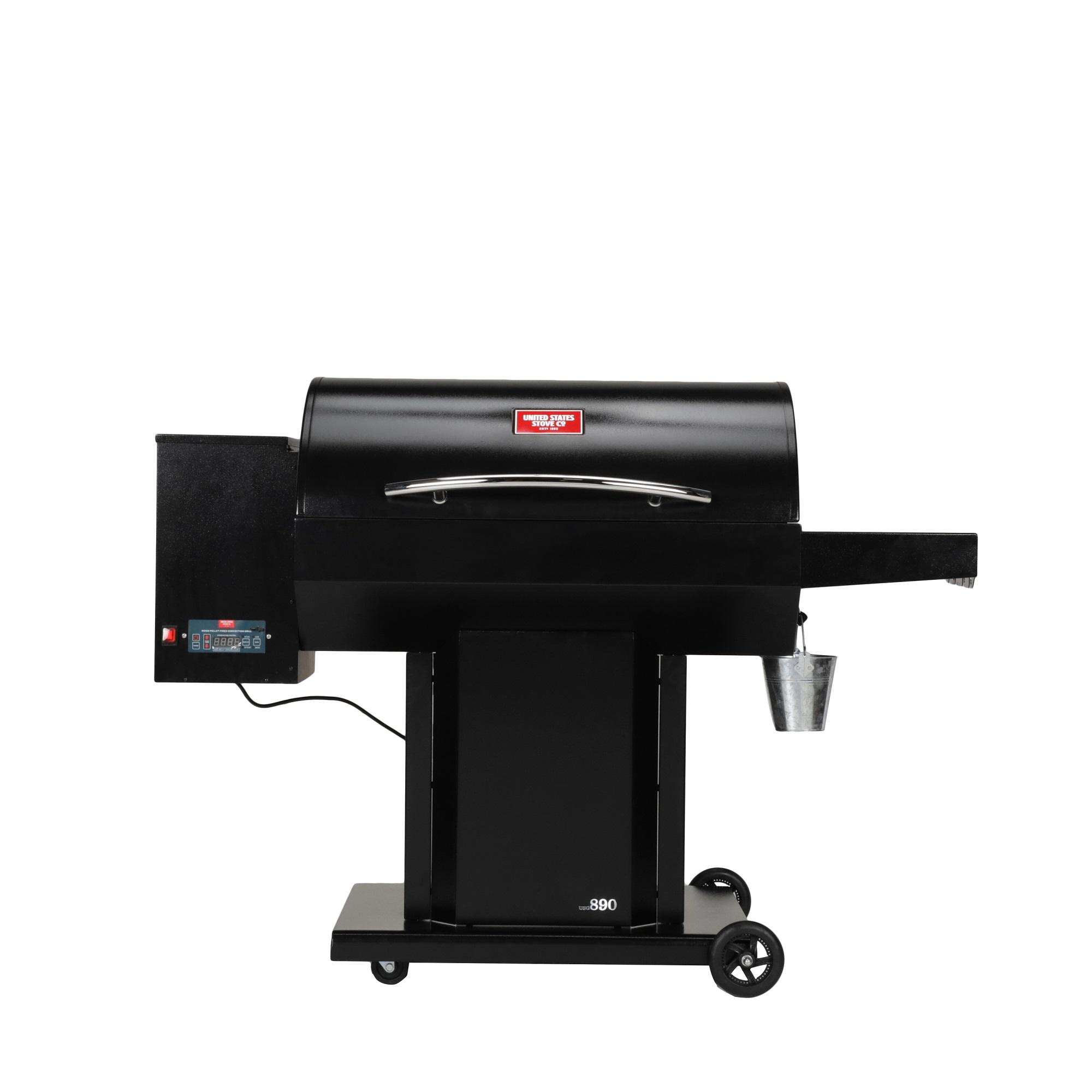 The Irondale USG890 Wood Pellet Grill and Smoker